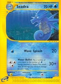 Seadra, Pokemon, Aquapolis