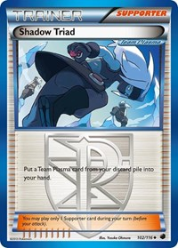 Shadow Triad (Team Plasma), Pokemon, Plasma Freeze