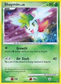 Shaymin (15), Pokemon, Platinum