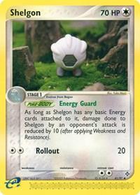 Shelgon (41), Pokemon, Dragon