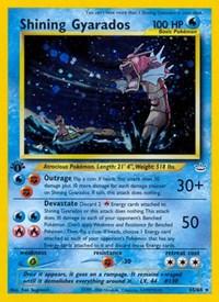 Shining Gyarados, Pokemon, Neo Revelation