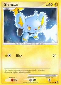 Shinx, Pokemon, Supreme Victors