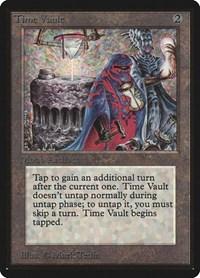 Time Vault, Magic: The Gathering, Beta Edition