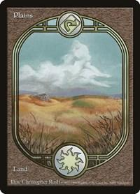 Plains - Unglued, Magic: The Gathering, Unglued