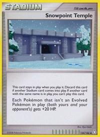 Snowpoint Temple, Pokemon, Legends Awakened
