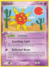 Solrock, Pokemon, Deoxys