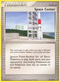 Space Center, Pokemon, Deoxys