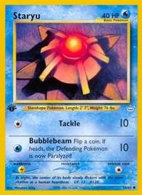 Staryu, Pokemon, Neo Revelation