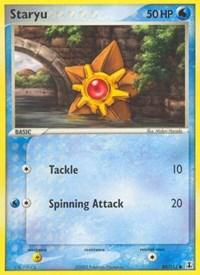 Staryu (84), Pokemon, Delta Species