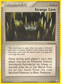 Strange Cave, Pokemon, Legend Maker