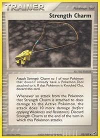 Strength Charm, Pokemon, Deoxys