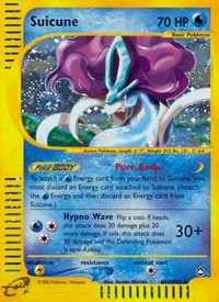 Suicune (H25), Pokemon, Aquapolis