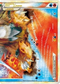 Suicune & Entei Legend (Bottom), Pokemon, Unleashed