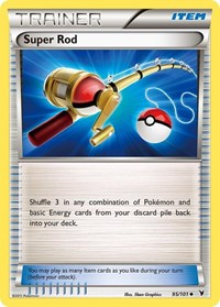 Super Rod, Pokemon, Noble Victories