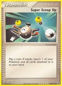 Super Scoop Up, Pokemon, Delta Species