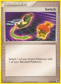 Switch, Pokemon, Dragon Frontiers