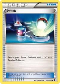Switch, Pokemon, Boundaries Crossed