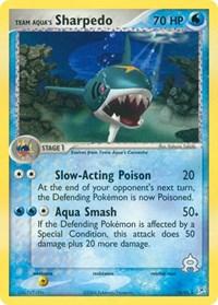 Team Aqua's Sharpedo (18), Pokemon, Team Magma vs Team Aqua