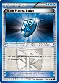 Team Plasma Badge (Team Plasma), Pokemon, Plasma Freeze