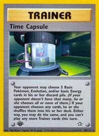 Time Capsule, Pokemon, Neo Genesis