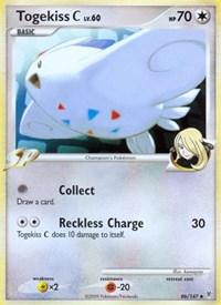Togekiss C, Pokemon, Supreme Victors