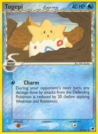 Togepi (Delta Species), Pokemon, Dragon Frontiers