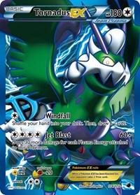 Tornadus EX (Team Plasma) (114 Full Art), Pokemon, Plasma Freeze