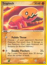 Trapinch, Pokemon, Legend Maker
