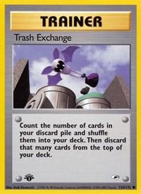 Trash Exchange, Pokemon, Gym Heroes