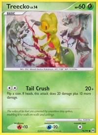 Treecko (78), Pokemon, Arceus
