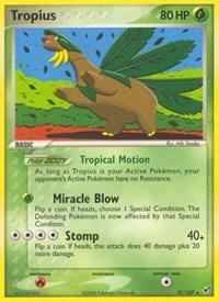Tropius, Pokemon, Deoxys