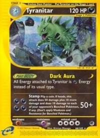 Tyranitar (66), Pokemon, Expedition