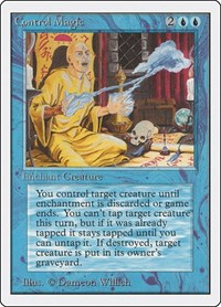Control Magic, Magic: The Gathering, Unlimited Edition
