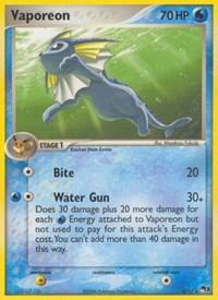 Vaporeon, Pokemon, POP Series 3