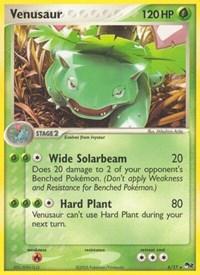 Venusaur, Pokemon, POP Series 2