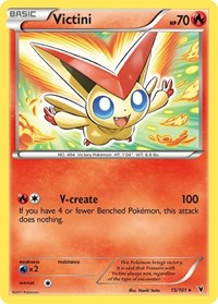 Victini (15), Pokemon, Noble Victories