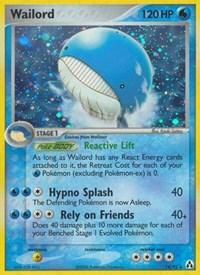 Wailord, Pokemon, Legend Maker