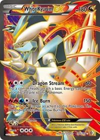 White Kyurem EX (146 Full Art), Pokemon, Boundaries Crossed
