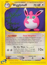 Wigglytuff, Pokemon, Skyridge