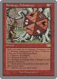 Strategy, Schmategy, Magic: The Gathering, Unglued