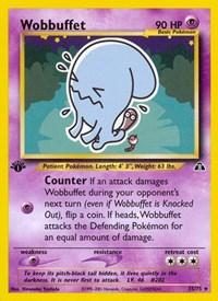 Wobbuffet (35), Pokemon, Neo Discovery