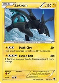 Zekrom, Pokemon, Plasma Freeze
