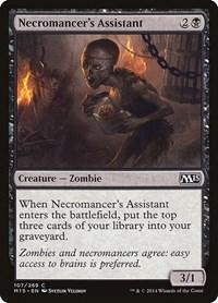 Necromancer's Assistant, Magic: The Gathering, Magic 2015 (M15)