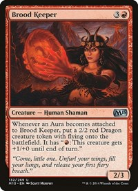 Brood Keeper, Magic: The Gathering, Magic 2015 (M15)