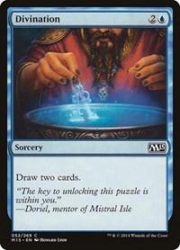 Divination, Magic, Magic 2015 (M15)