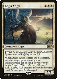 Aegis Angel, Magic: The Gathering, Magic 2015 (M15)