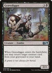 Gravedigger, Magic: The Gathering, Magic 2015 (M15)