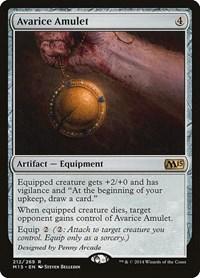 Avarice Amulet, Magic, Magic 2015 (M15)