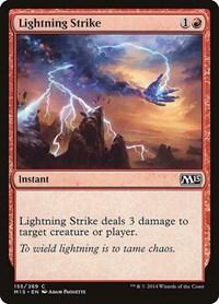 Lightning Strike, Magic: The Gathering, Magic 2015 (M15)