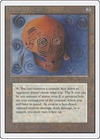 Illusionary Mask, Magic: The Gathering, Unlimited Edition